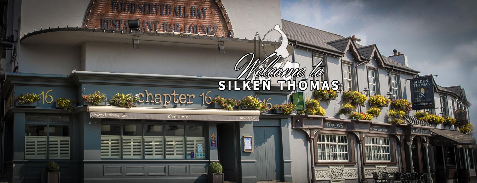 Silken Thomas Kildare Town