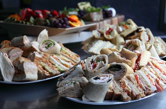 sandwiche selection